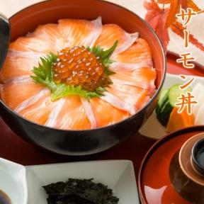 29年サーモン丼